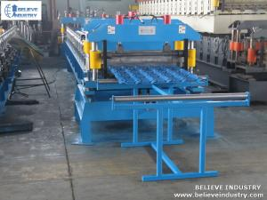China Metal Roof Tile Roll Forming Machine - YX25-200-1000 on sale