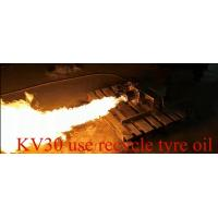 270Kw Recycle Tyre Oil Burner Fire Length Can Be Further Adjusted