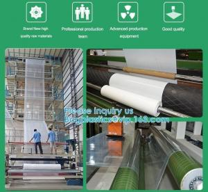 China PE Super Clear Film Use For Mattress Film Packing Mattress Roll Packing Machines Cargoes Covering on sale