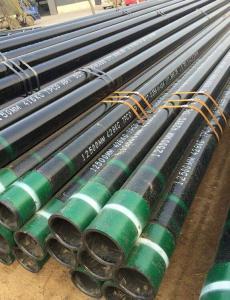 China E410/1.0509/E155/1.0033 Seamless Steel Pipe Round Shape With Random Length on sale
