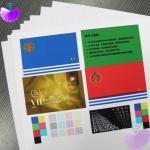 Inkjet Printable PVC Sheet MIP Series/inkjet printable PVC sheet for card production/ card production materials