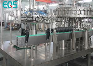 China 500ML Glass Bottle Liquor Carbonated Drink Filling Machine 10000 BPH DCGF 32-32-12 wholesale