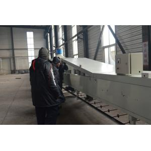 China Automatic 110kw Roof Tile Roll Forming Machine With PLC Control System on sale