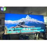 Airport Fabric Poster Advertising Light Box Large Size 5000 X 2000 X 80 mm