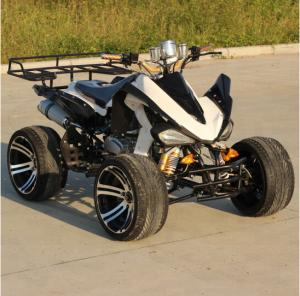 China 4 wheels Zongshen spy ATV 250CC utility quad bikes Model Number: SH218 for sale on sale