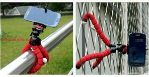 China Car Phone Holder Flexible Octopus Tripod Bracket Selfie Stand Mount Monopod Styling Parts on sale
