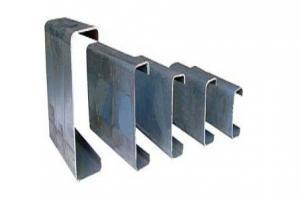 Structural Steel Building Material Galvanised Steel Purlins