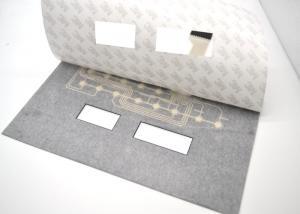 China Light Weight Membrane Switch Keypad / Custom Membrane Keypad Manufacturer on sale
