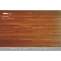 18mm AB Grade Okan Solid Wood Flooring Oak for Hotels decorative