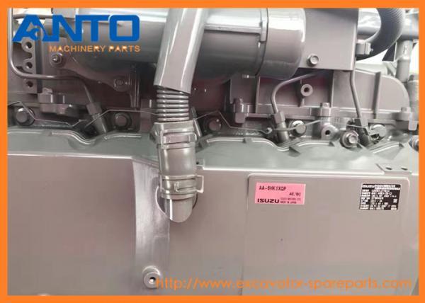 New Exhaust Manifold Pipe For ISUZU 4BD1 Hitachi EX100 EX100-3 EX120-3 EX120-2
