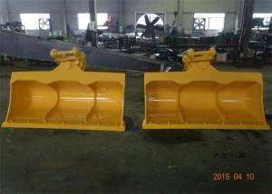 China Construction Hydraulic Tilting Bucket for Komatsu PC200 Excavator on sale