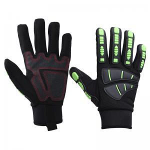 China Custom Mechanical Work Gloves Working Safety Gloves Mechanic Glove on sale