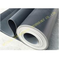 China Epdm Rubber Roofing Foundation Waterproofing Membrane 1.2 Mm / 1.5 Mm / 2.0 Mm Thick on sale