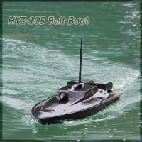 Classic Model HYZ-105 Long Last Use Stable High Speed RC Bait Boat For Fishing