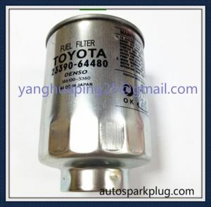 China Diesel Filter 23390-64480 for Toyota Mazda Subaru Honda GM Ford on sale