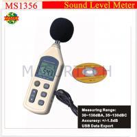 USB decible Level Meter  MS1356