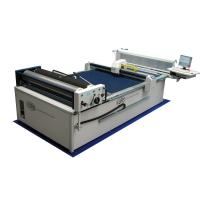 1064nm 3d YAG CNC fabric glass co2 laser cutting Machine with Water cooling system
