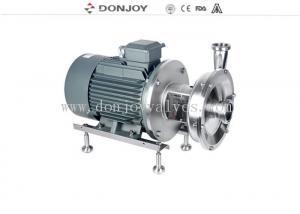 Fluid Medium Stainless Steel Pumps Centrifugal Pump Fit