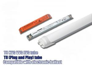 China Super Bright Dimmable G13 5ft LED Tube Light T8 , DLC / TUV Certificated on sale
