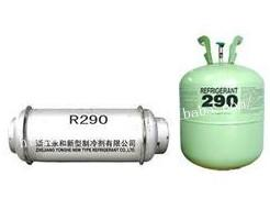 China Freon gas R290 for air conditioning system on sale