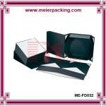 折る化粧品の紙箱、注文のギフトの紙箱中国製ME-FD032
