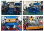 400 Ton Double Motor Design Hot Press Vulcanzing Machine For Making Rubber Hood
