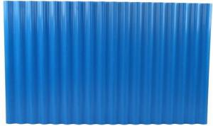 China Industry Camecal Plastic Roof Tiles / Corrugated Pvc Roofing Sheets on sale
