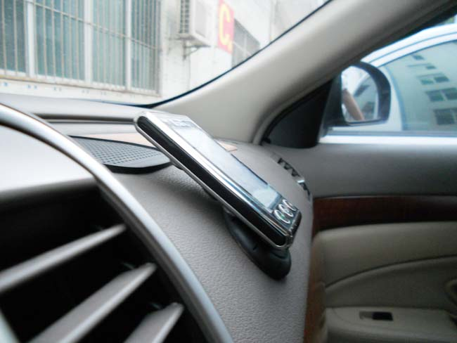 Gps Car Mount: Magnetic Gps Accessory Car Stand Holder Mobile Phone Car