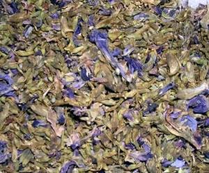 China Dried pueraria flower of Pueraria lobata organic and new dried bulk supply on sale
