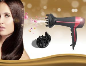China Heavy Duty Professional Turbo Hair Dryer with 110v and 220v on sale