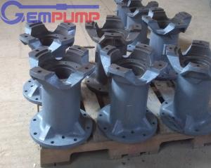China 65QV-SP Spare parts Centrifugal Slurry Pump 44-200 mm Discharge size on sale