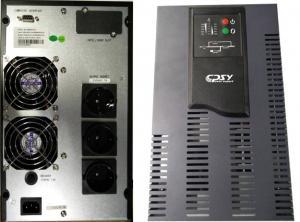 China 48VDC 2kva Outdoor UPS Battery Backup , Online Single Phase Ups Battery Backup 1 Hours on sale