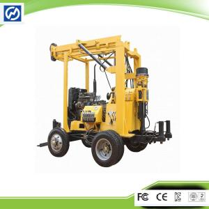 China The Wholesale Price Tube Well Drilling Rig with Drilling Bit on sale
