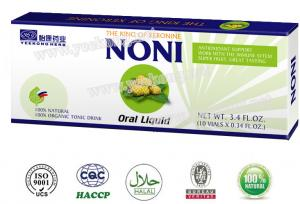 China Natural health supplement factory price fruit Noni fruit extract oral liquid OEM service on sale