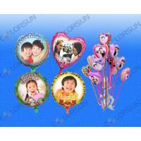 China 18cm/28cm DIY Photo Balloon (A4/A3 size) on sale