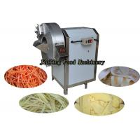 China Ginger Shredder Machine Garlic Slicing Machine Banana Chips Cutter on sale