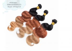 China Wholesale Virgin Remy Hair Extension, Mexican Hair Virgin Extension, Afro Kinky Curly Virgin Hair Ombre on sale