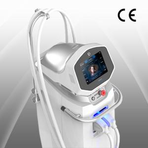 China Cure vascular lesions, body Shapng Medical E-Light Laser Hair Removal RF Machine on sale