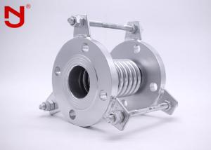 China 2-84 Stainless Steel Bellows Expansion Joint High Pressure Bearing Robust Body Design on sale