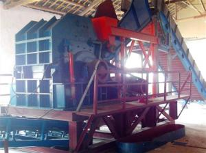 China PSX series scrap metal crusher production line on sale