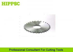 China CNC Milling Carbide Cutting Tool Inserts / Solid Carbide Saw Blade Milling Cutter on sale