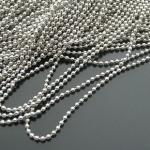 China ball chain,metal ball chain,jewelry chain wholesale