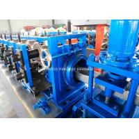 Metal Furring Channel Stud And Track Roll Forming Machine Auto Drywall