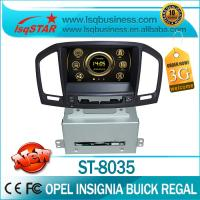 3G Automobile DVD Players Built-In Bluetooth With Radio RDS