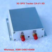 Remote Kill Engine Industry GPS 3G Tracker with External GPS Antenna , CE ROSH
