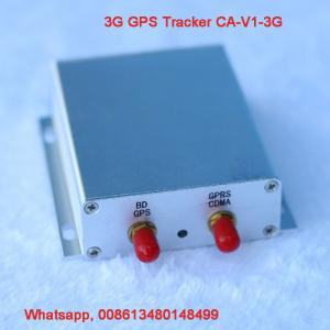 China Remote Kill Engine Industry GPS 3G Tracker with External GPS Antenna , CE ROSH on sale