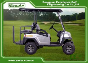 Club Car 4 Seater Electric Hunting Carts With Trojan Battery For
