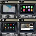 Plug And Play Installation Carplay Interface For Nissan Murano Z51 2011-2020