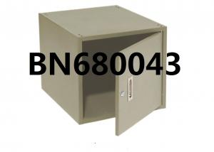 China Punched Steel Industrial Metal Workbench Drawer Lockable For Security on sale