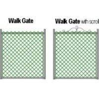 China Chain Link Gate on sale